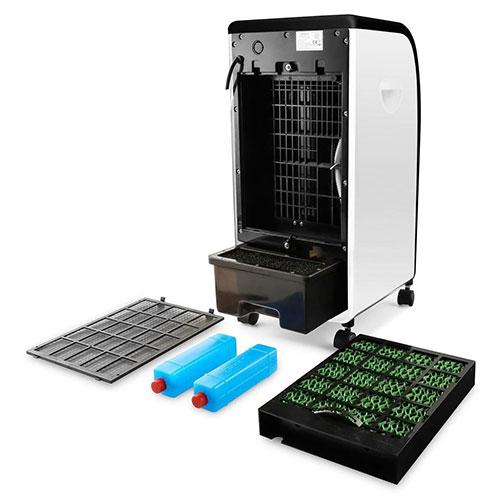 climatiseur mobile Oneconcept et filtres