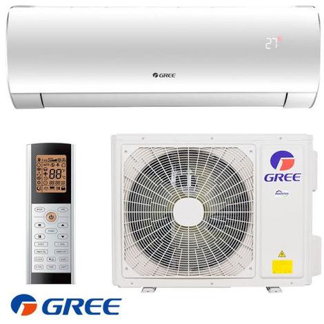 climatiseur réversible avec un système extérieur