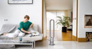 les ventilateurs dyson sont parfait pour votre salon