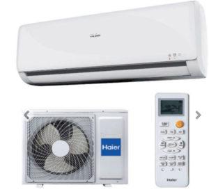 Le climatiseur réversible de la marque Haier