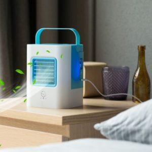 mini climatiseur de bureau